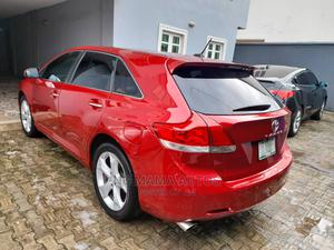 Toyota Venza 2010 Red | Cars for sale in Lagos State, Agege