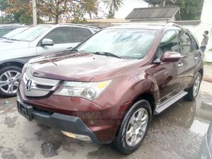 Acura MDX 2008 Red | Cars for sale in Lagos State, Apapa