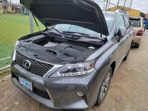 Lexus RX 2014 350 F Sport AWD Gray   Cars for sale in Lagos State, Surulere