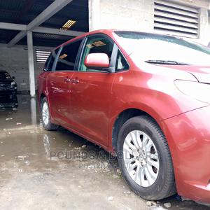 Toyota Sienna 2012 Limited 7 Passenger Red | Cars for sale in Lagos State, Apapa