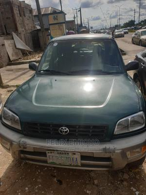 Toyota RAV4 2000 Automatic Green | Cars for sale in Delta State, Warri