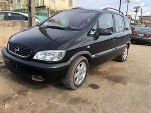 Opel Zafira 2000 Snowtrekker Black | Cars for sale in Lagos State, Ogba
