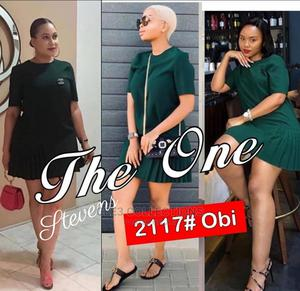 Classic Ladies Short Gown   Clothing for sale in Lagos State, Ikeja