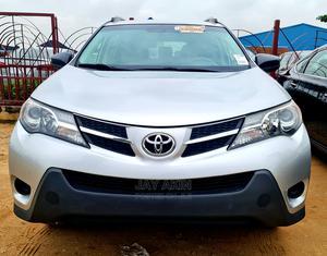 Toyota RAV4 2015 Silver | Cars for sale in Lagos State, Ojota