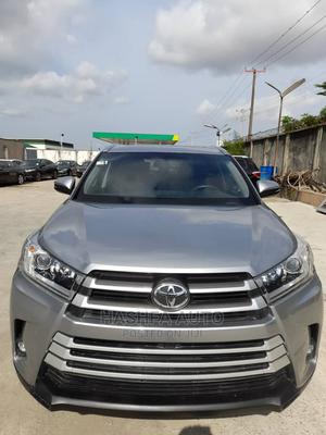 Toyota Highlander 2014 Silver   Cars for sale in Lagos State, Gbagada