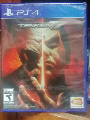 Tekken 7 PS4 -Standard Edition | Video Games for sale in Lagos State, Lagos Island (Eko)