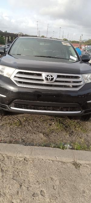 Toyota Highlander 2013 Limited 3.5L 2WD Black | Cars for sale in Lagos State, Apapa