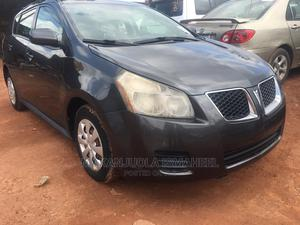 Pontiac Vibe 2009 1.8L Gray | Cars for sale in Lagos State, Alimosho