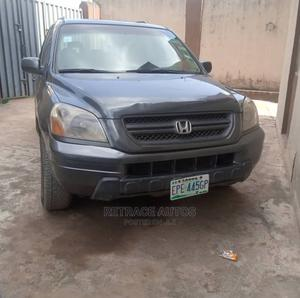 Honda Pilot 2004 Gray | Cars for sale in Lagos State, Ikeja