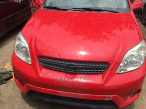 Toyota Matrix 2006 Red | Cars for sale in Lagos State, Amuwo-Odofin