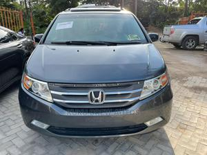 Honda Odyssey 2011 Touring Gray | Cars for sale in Lagos State, Lekki