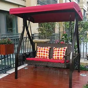 Foreign Garden Swing Chair With Sofa | Garden for sale in Abuja (FCT) State, Wuse