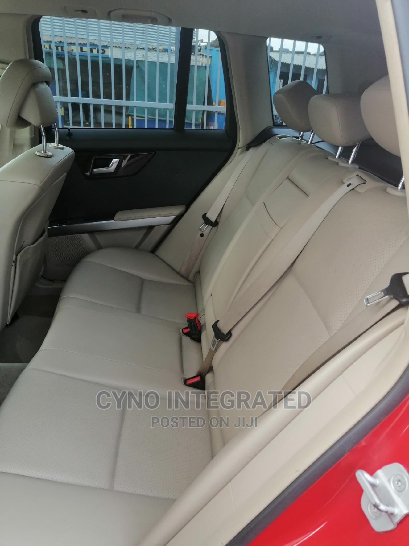 Mercedes-Benz GLK-Class 2011 350 Red | Cars for sale in Amuwo-Odofin, Lagos State, Nigeria