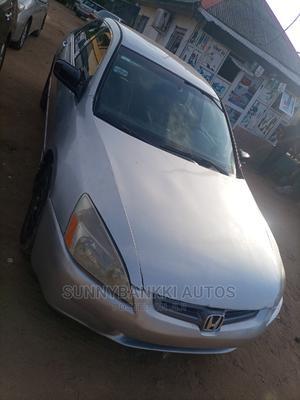 Honda Accord 2004 2.4 Type S Silver | Cars for sale in Lagos State, Ifako-Ijaiye
