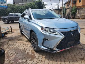 Lexus RX 2011 350 Blue | Cars for sale in Lagos State, Ikeja
