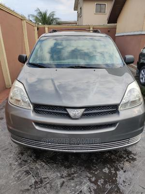 Toyota Sienna 2005 LE AWD Gray | Cars for sale in Rivers State, Port-Harcourt