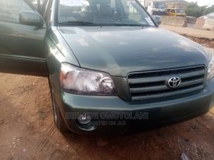 Toyota Highlander 2005 Green | Cars for sale in Lagos State, Abule Egba