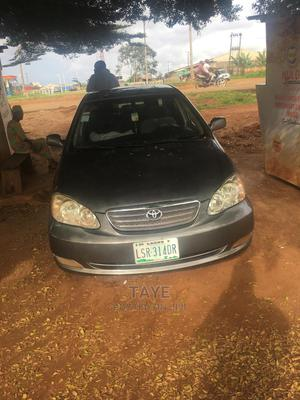 Toyota Corolla 2007 Gray | Cars for sale in Ondo State, Akure