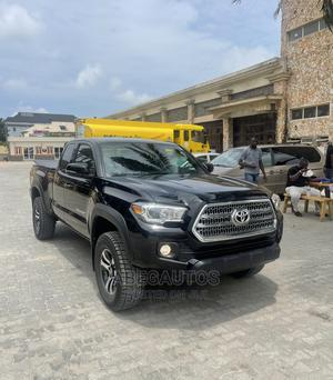 Toyota Tacoma 2017 Black   Cars for sale in Lagos State, Ajah