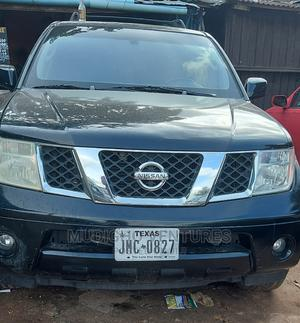 Nissan Pathfinder 2005 Black | Cars for sale in Lagos State, Ogba
