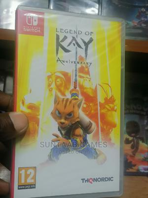 Legend of Kay Anniversary Edition (Nintendo Switch) | Video Games for sale in Lagos State, Lagos Island (Eko)