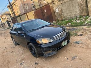 Toyota Corolla 2004 Black | Cars for sale in Lagos State, Alimosho
