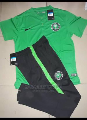 Nigeria Super Eagles Up Down Tracks   Clothing for sale in Lagos State, Surulere