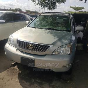 Lexus RX 2009 350 4x4 Gray   Cars for sale in Lagos State, Apapa