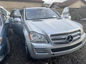 Mercedes-Benz GL Class 2008 GL 450 Silver   Cars for sale in Lagos State, Ojodu