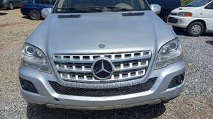 Mercedes-Benz M Class 2010 ML 350 4Matic Silver   Cars for sale in Abuja (FCT) State, Lugbe District