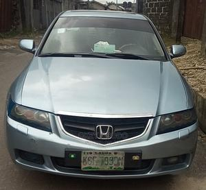 Honda Accord 2004 2.4 Type S Blue   Cars for sale in Rivers State, Obio-Akpor