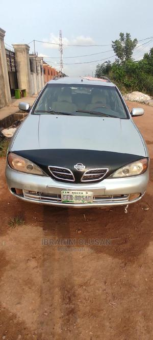 Nissan Primera 2002 Wagon Silver | Cars for sale in Lagos State, Ikorodu