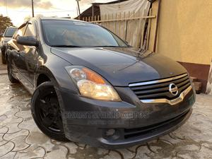 Nissan Altima 2008 2.5 Gray | Cars for sale in Lagos State, Alimosho