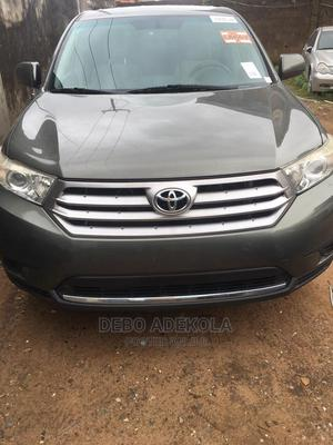 Toyota Highlander 2012 Limited Green | Cars for sale in Lagos State, Alimosho
