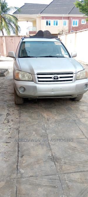 Toyota Highlander 2005 V6 Gray | Cars for sale in Lagos State, Ikorodu