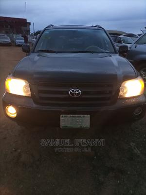 Toyota Highlander 2005 V6 4x4 Black   Cars for sale in Imo State, Owerri