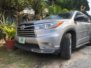 Toyota Highlander 2017 Gray | Cars for sale in Lagos State, Maryland