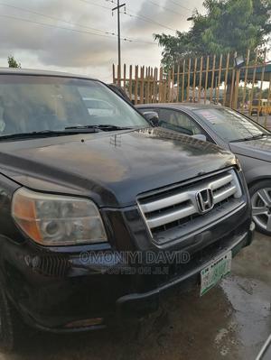 Honda Pilot 2006 Black   Cars for sale in Lagos State, Alimosho