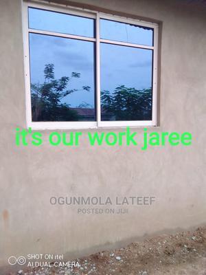 Fine Sliding Window With Net | Windows for sale in Oyo State, Ibadan