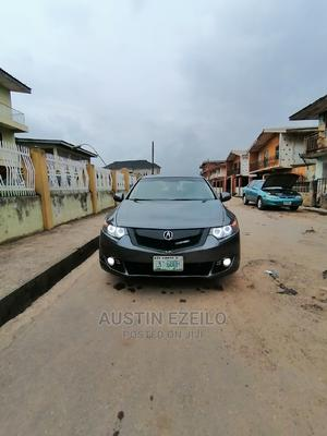 Acura TSX 2009 Automatic Tech Package Gray | Cars for sale in Oyo State, Ibadan