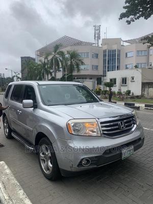 Honda Pilot 2011 Silver | Cars for sale in Lagos State, Ikoyi