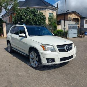 Mercedes-Benz GLK-Class 2010 350 4MATIC White | Cars for sale in Lagos State, Surulere