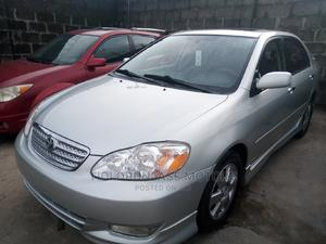 Toyota Corolla 2004 S Silver   Cars for sale in Lagos State, Apapa