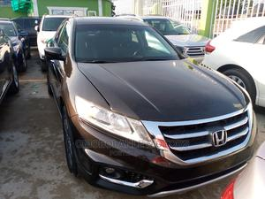 Honda Accord Crosstour 2013 Black | Cars for sale in Lagos State, Ikeja