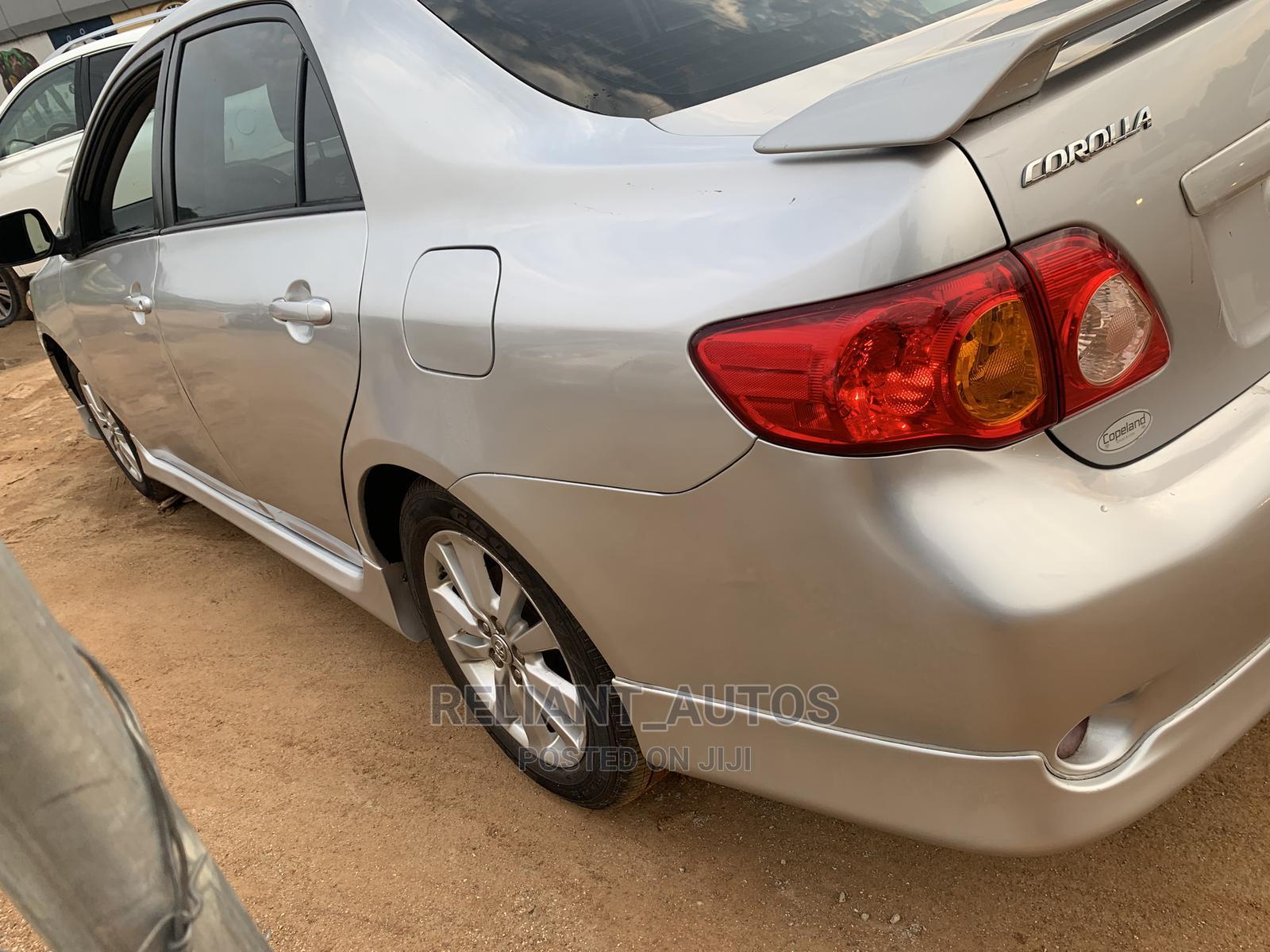 Toyota Corolla 2009 Silver   Cars for sale in Abeokuta South, Ogun State, Nigeria