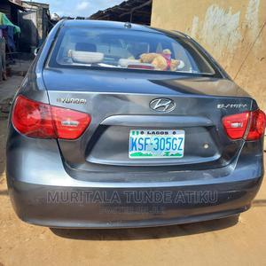 Hyundai Elantra 2008 Gray   Cars for sale in Lagos State, Egbe Idimu