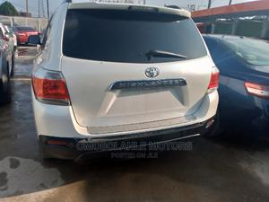 Toyota Highlander 2010 White | Cars for sale in Lagos State, Ogba