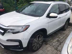 Honda Pilot 2020 White | Cars for sale in Lagos State, Lekki
