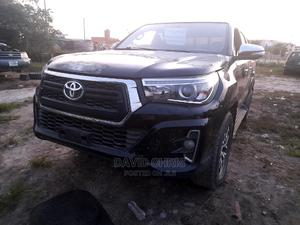 Toyota Hilux 2010 2.5 D-4d 4X4 SRX Black   Cars for sale in Lagos State, Ajah