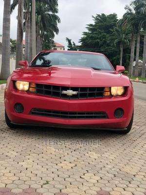 Chevrolet Camaro 2012 LT Coupe Red | Cars for sale in Abuja (FCT) State, Gwarinpa